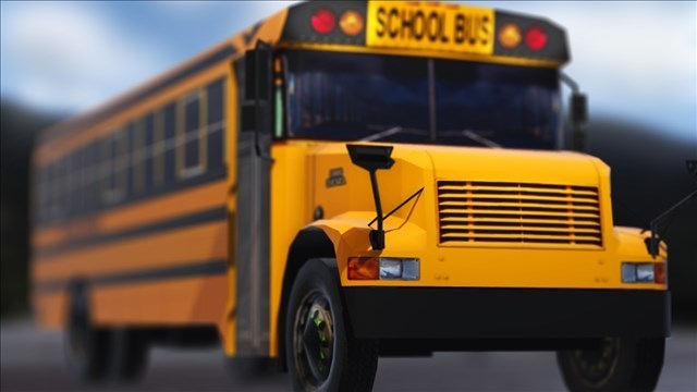 Wetzel County school bus crashes with 48 students on board