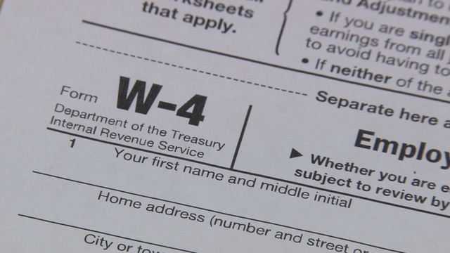 IRS Issues List Of 'Dirty Dozen' Tax Scams