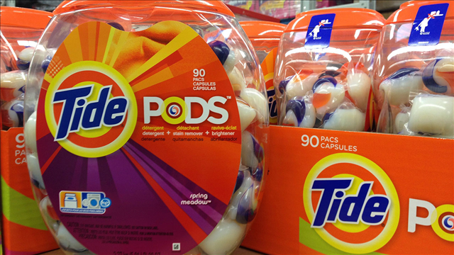 Tide Pod Challenge could be fatal