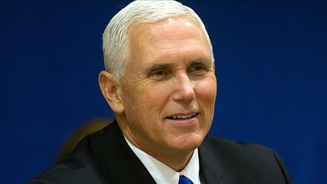Vice President Mike Pence talks economy at local business in Greenbrier County