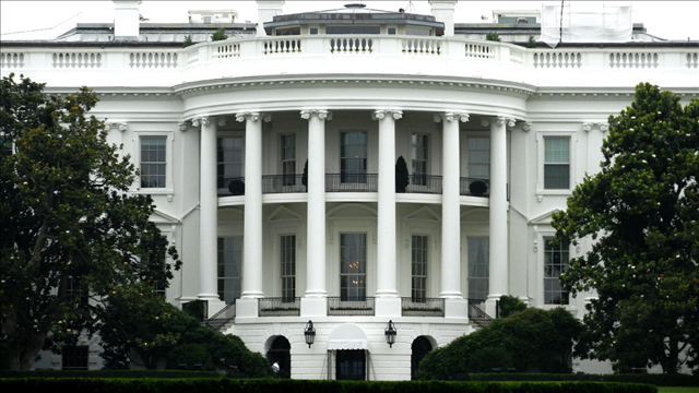 Secret Service says man shoots himself outside the White House