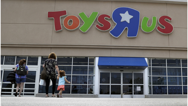 Toys 'R' U.S.  may have to close all USA  stores