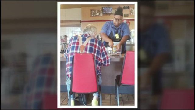 Galveston teen receives sweet surprise after act of kindness goes viral