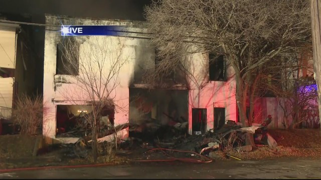 Multiple crews respond to major fire in Moundsville
