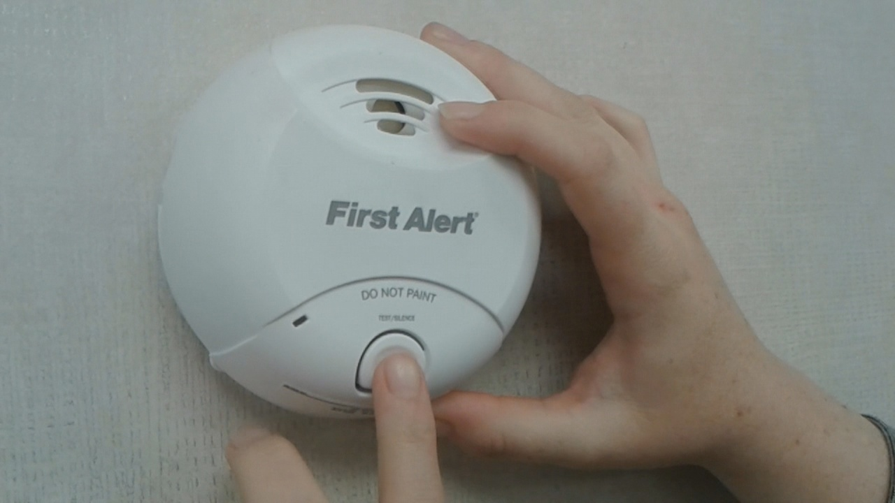 Spring forward and check your smoke detector battery