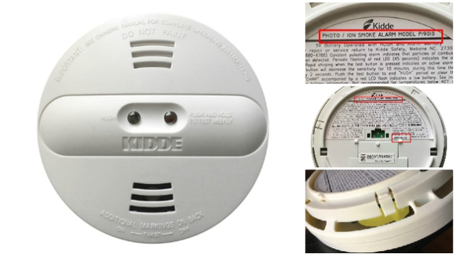 Smoke alarm recall: almost half a million may fail to detect fire