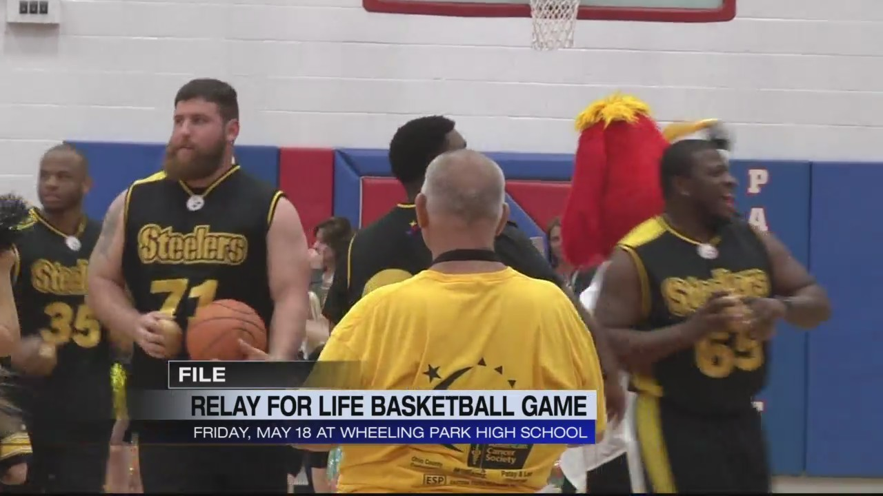 Pittsburgh steelers basketballers to play in relay for life game friday jpg  1280x720 Pittsburgh steelers basketball 8ad0ad4b3