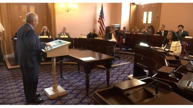 Reagan Tokes Act (House version) clears another hurdle, heads to chamber floor for a vote