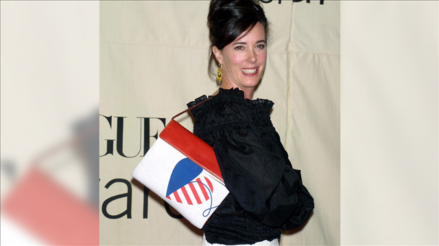 Law enforcement: Designer Kate Spade found dead in NY apartment