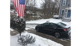 The Ohio Valley went to sleep to rain, and woke up to snow