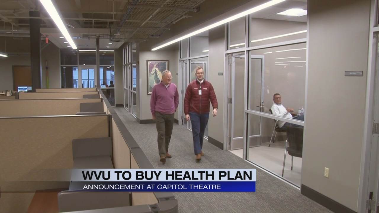 Wvu To Purchase The Health Plan